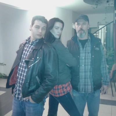 Dean, Samanta, Roberto ASP
